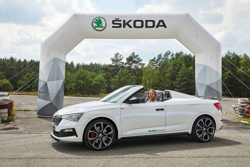 Škoda Slavia: Další žákovský vůz